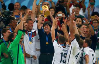 Jogi Löw WM 2014