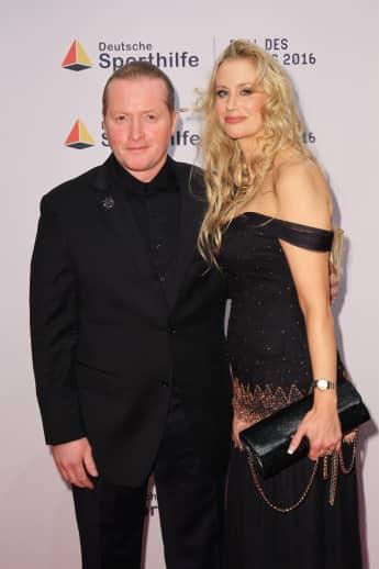Joey Kelly und seine Frau Tanja