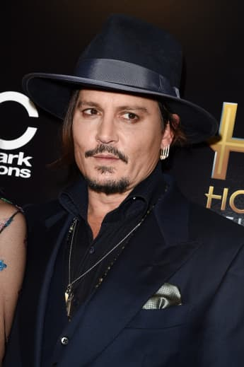 """Johnny Depp wurde beinahe für seine """"Jack Sparrow"""" Darbietung gefeuert"""