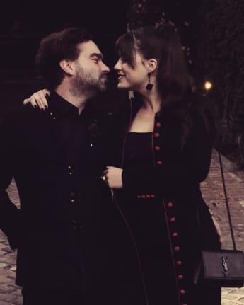 Johnny Galecki und Alaina Meyer zeigen sich verliebt