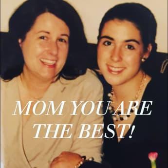 Judith Williams mit ihrer Mutter früher