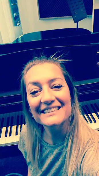 """DSDS""-Teilnehmerin Juliette Schoppmann"