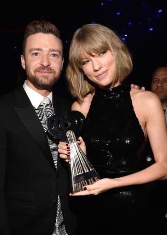 Justin Timberlake und Taylor Swift