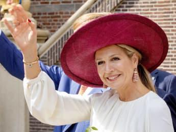 Königin Máxima der Niederlande in Gelderland