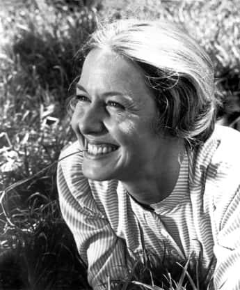 """Karen Grassle in der Serie """"Unsere kleine Farm"""""""
