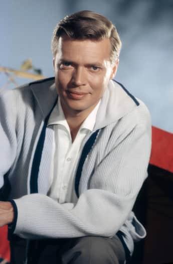 Karlheinz Böhm 1957 Sissi