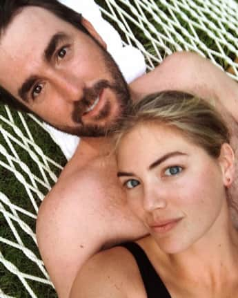 Kate Upton Justin Verlander ungeschminkt ohne Make-Up