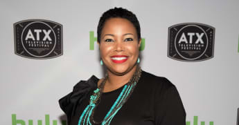 Kellie Shanygne Williams at the ATX Television Festival in 2018.