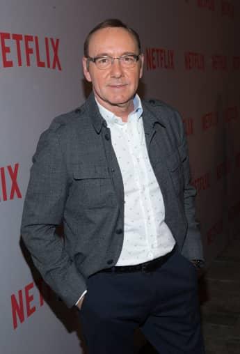 """Kevin Spacey gehört mit seiner Rolle in """"House of Cards"""" zu der Top 15 des bestbezahlten Seriendarsteller"""