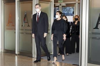 Königin Letizia; König Felipe; Royals