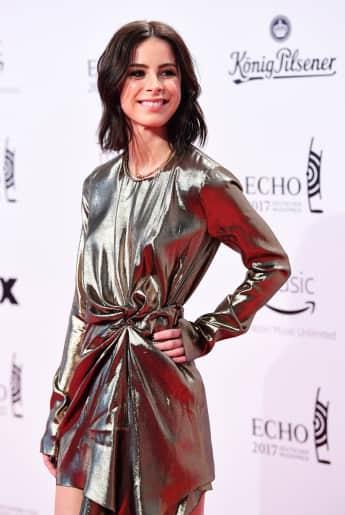 Lena Meyer-Landrut bei der Echo-Verleihung 2017