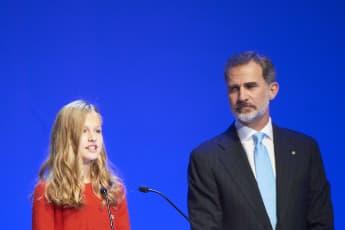 Prinzessin Leonor Prinzessin von Girona-Preise 2019