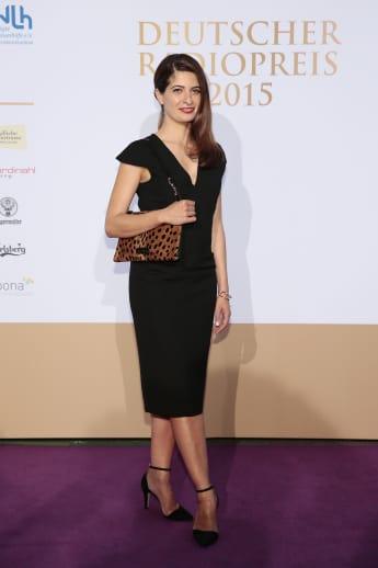 Linda Zervakis, Deutschen Radiopreis 2015, Tagesshow Sprecherin, ESC