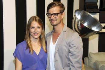 Joko Winterscheidt mit seiner Freundin Lisa