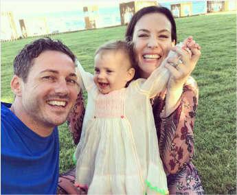 Liv Tyler, David Gardner und Tochter Lula Rose Geburtstag Kinder süß