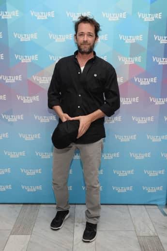 Luke Perry VUlture RIverdale