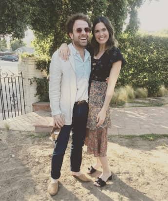 Mandy Moore und Taylor Goldsmith haben sich verlobt