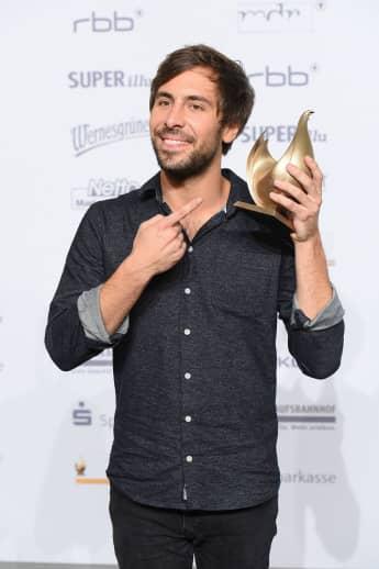 Max Giesinger Goldene Henne 2016