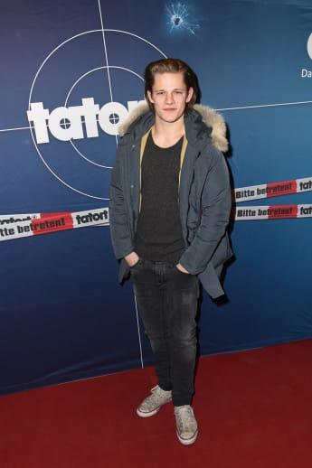 Max von der Groeben bei der Premiere des Münchner Tatorts