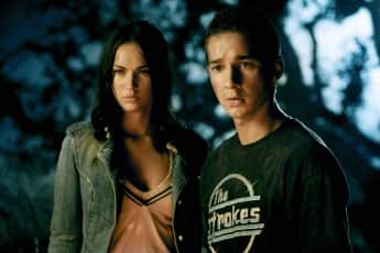 Megan Fox Shia LaBeouf Transformers