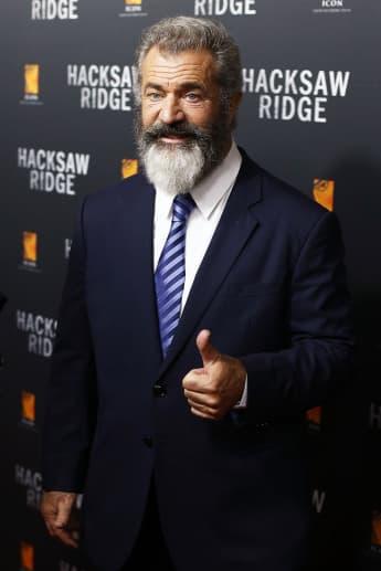Mel Gibson trägt jetzt Vollbart