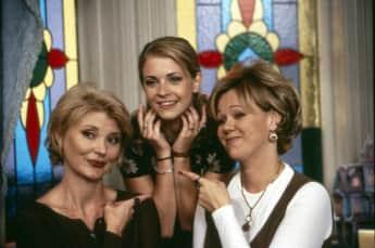 Sabrina und ihre Tanten waren Hexen