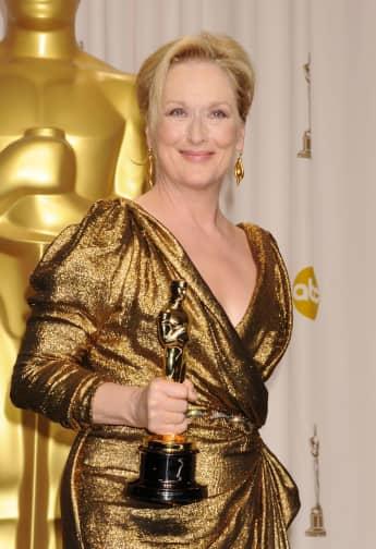 Oscars Meryl Streep Die Eiserne Lady