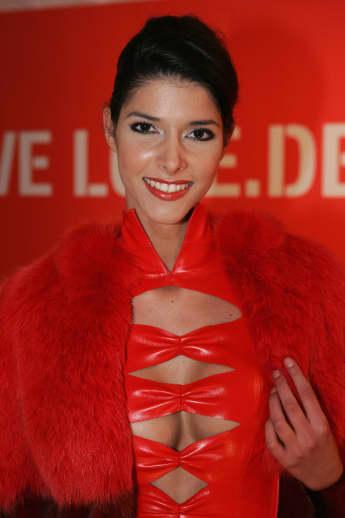 Micaela Schäfer im Jahr 2004