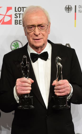 Michael Caine has been in the industry for over 50 years...