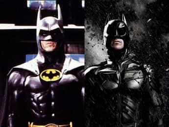 """Michael Keaton und Christian bale spielten bereits die Rolle von """"Batman"""""""