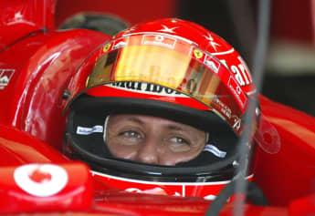 Michael Schumacher Hall of Fame Formel 1 Legende Motorsport Weltmeister Corinna Unfall Rennfahrer Sportler