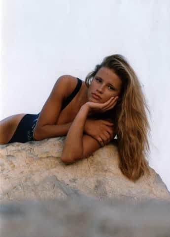 So sah Michelle Hunziker vor 13 Jahren aus