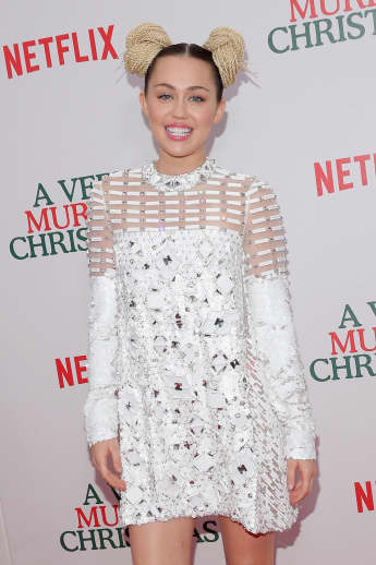 Miley Cyrus Haare