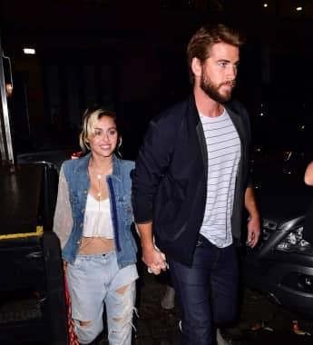 Miley Cyrus Liam Hemsworth erneut verlobt