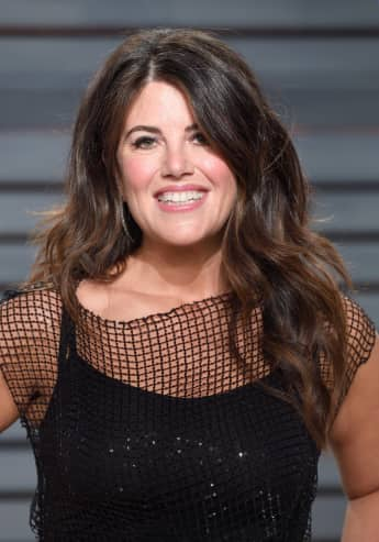 Monica Lewinsky bei der Vanity-Fair-Party zu den Oscars 2017
