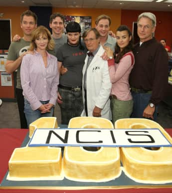 NCIS Navy CIS Cast