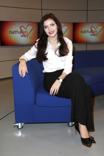 """Nathalie Volk bekommt ihre eigene Sendung """"Nathalies Welt"""""""