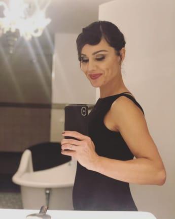Nazan Eckes zeigt sich auf ihrem Instagram-Kanal