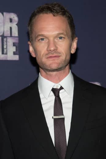 "Neil Patrick Harris alias ""Barney Stinson"""
