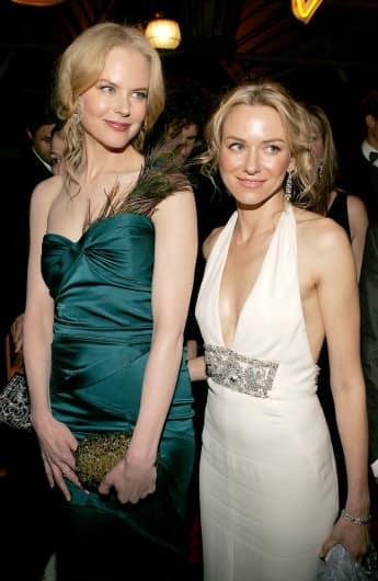 Nicole Kidman und Naomi Watts sind zusammen in die Highschool
