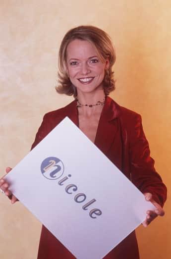 Nicole Noevers moderierte eine Talkshow