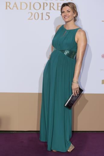 Nina Bott erwartet ihr zweites Kind