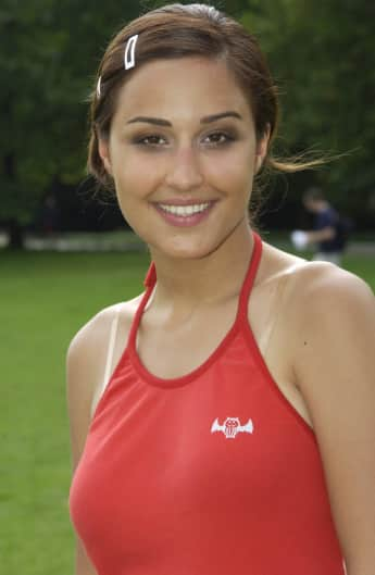 Nina Moghaddam im Jahr 2004
