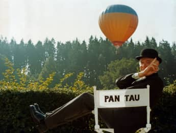 Otto Šimánek Pan Tau