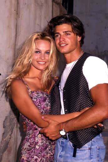 Pamela Anderson und David Charvet waren zwei Jahre ein Paar