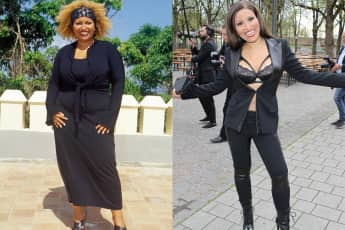 Vorher-Nachher-Vergleich: Patricia hat einiges abgenommen Transformation Bodytransformation