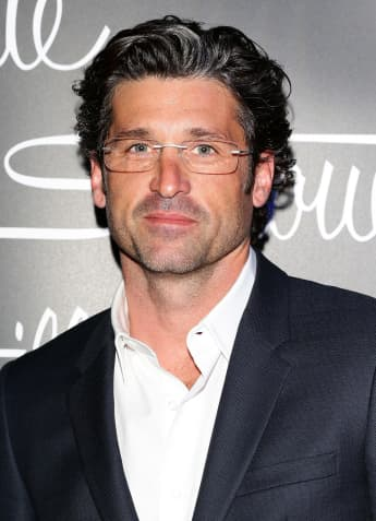 Patrick Dempsey, Glasses
