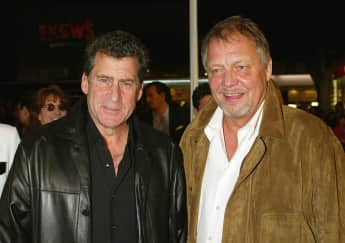 "Paul Michael Glaser und David Soul alias ""Starsky & Hutch"""