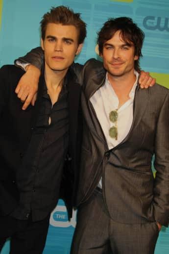 """Kehren Paul Wesley und Ian Somerhalder zu """"Vampire Diaries"""" zurück?"""
