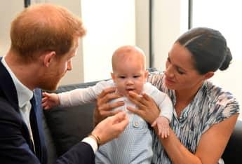 Prinz Harry & Meghan Markle unterhalten sich über Archie At TIME100 Talks Episode sehen 2020